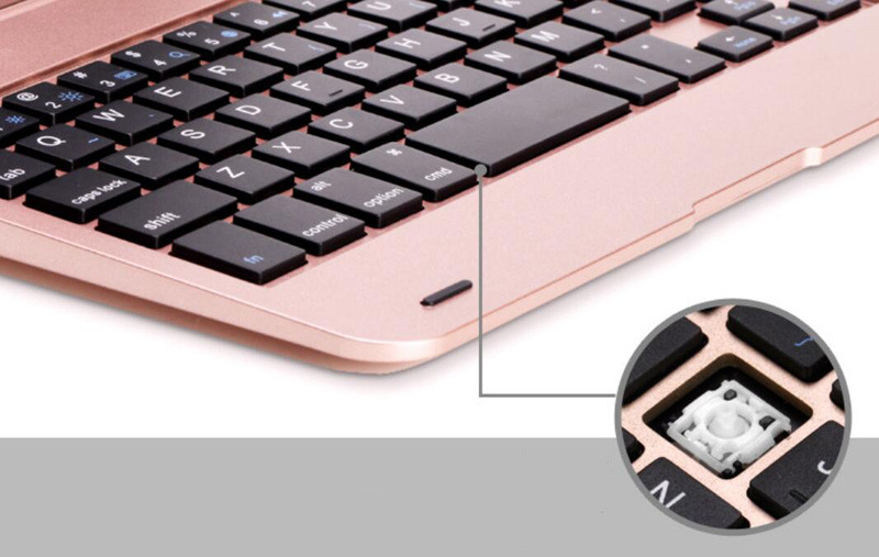 New ABS for iPad mini 4 Case with Keyboard Cover A1538 A1550 USB Bluetooth Wireless for iPad mini 4 Keyboard Cover 7.9''         (5)