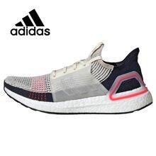 46046040218543 Оригинальные аутентичные Adidas UltraBoost 19 UB19 унисекс спортивная обувь  удобная одежда кроссовки дышащая Новинка 2019 список