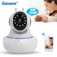 HD 720P Wireless IP Camera With Night Vision 720P 1 3MP Pan Tilt Zoom Surveillance Wifi