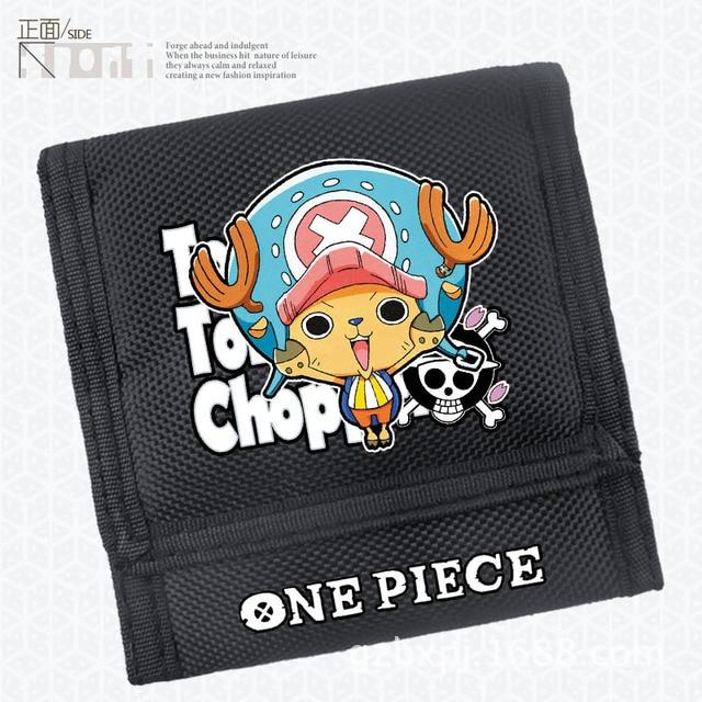 One Piece OP Unisex Short Wallet