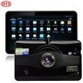 Últimas 7 pulgadas GPS Android Navegación GPS DVR Videocámara Del Coche Carro del coche del Vehículo grabador de Vídeo GPS Wifi 8 GB Interna disco