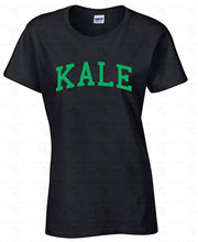 KALE women's t-shirt / girlie