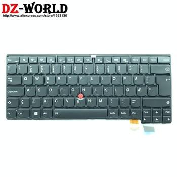 New Norwegian Backlit Keyboard for Lenovo Thinkpad 13 2nd Gen2 S2 T460S T470S Norway Backlight Teclado 01YT162 00PA554 00PA472