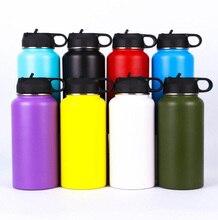Hidro flask hy dr cor única link_pls comentários tamanho 18/32/40oz ao fazer o pedido