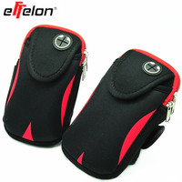 Effelon 6 Inch 4 7 Inch Universal Running Case Mobile Phone Bag Wrist Armbands Waterproof Sports