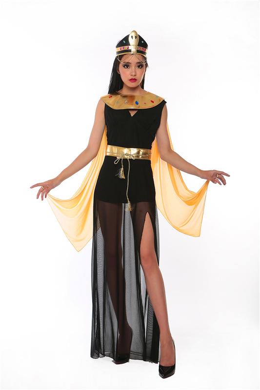 c0b1d1d1f4 Deluxe Queen of the Piramidy Egipskiej Egipska Kleopatra Dress ...