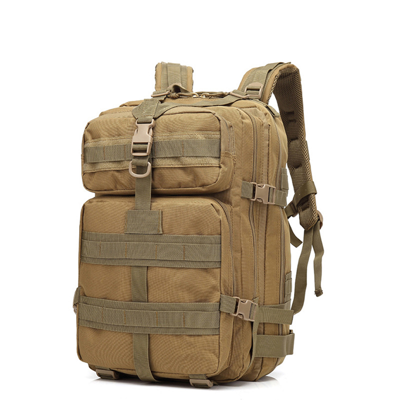 Multi-fonction militaire tactique assaut Pack sac à dos Molle imperméable à l'eau Bug Out sac à dos en plein air randonnée Camping sac de chasse