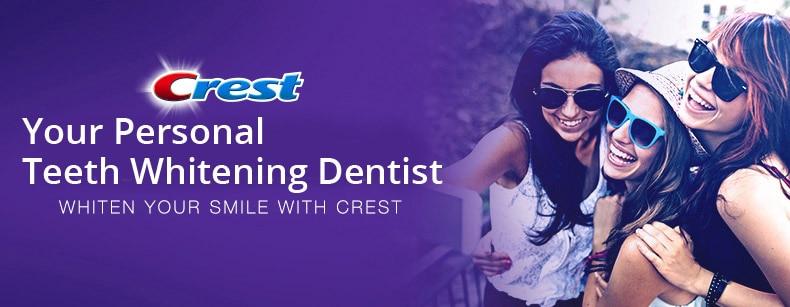 מגניב ביותר קנו היגיינת הפה | Crest 3D White Whitestrips LUXE Professional YR-48