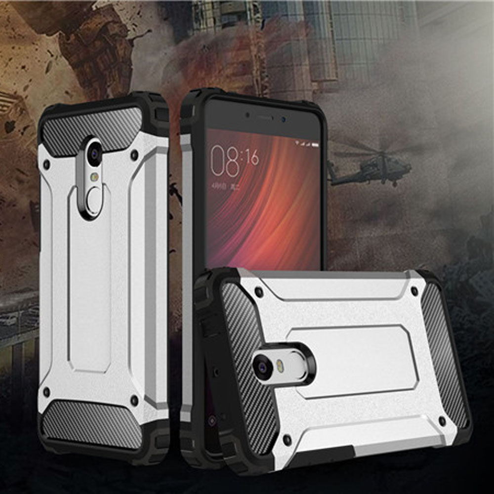 new styles d29d8 87bed US $2.54 15% OFF|Cases For Xiaomi Redmi Note 4 Pro Prime For Mi 5 Cover TPU  Silicon Hard PC Back Armor Case Mobile Phone Accessories Capa Coque-in ...
