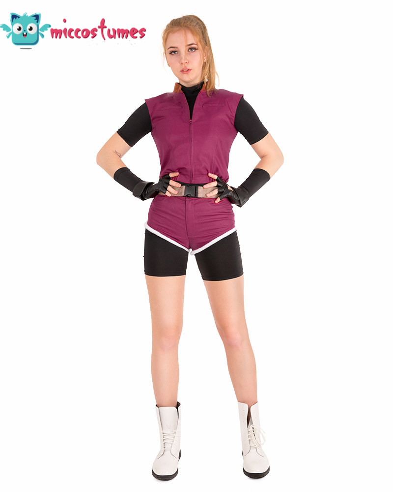 Claire Redfield Cosplay Costume Adult Halloween Outfits