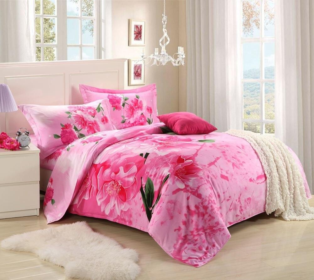 popular kids duvet setsbuy cheap kids duvet sets lots from china  -  new flower animal bedding set king queen twin size  cotton printduvet cover