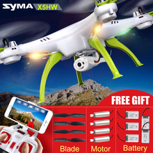 Original Syma X5C X5HC Drone with Camera HD X5HW (X5SW Upgrade) FPV 2.4G 4CH RC Helicopter Quadcopter, Dron Quadrocopter Toy