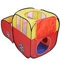 Tienda del juego Del Bebé Al Aire Libre casa de Juegos de Interior Plegable Juguetes Para Niños Tiendas de Campaña Coche de la historieta Del Juego Game House Toy Carpas Para Niños Regalos cubículo
