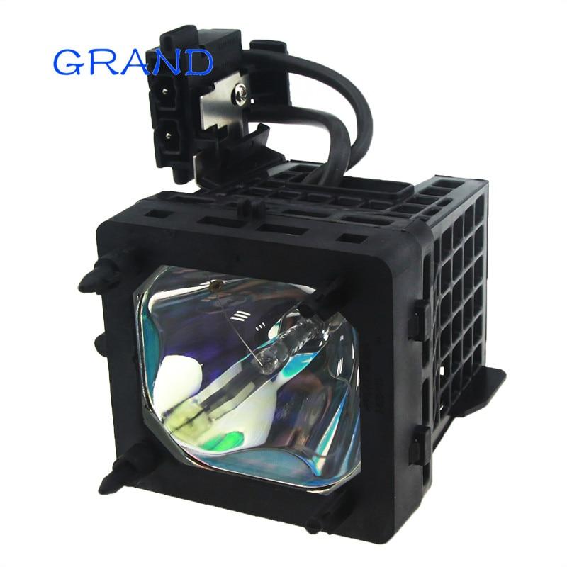Compatible XL-5200 XL 5200 For SONY KDS-50A2000 KDS-55A2000  KDS-60A2000 KDS-50A3000 KDS-55A3000 Projector TV Lamp HAPPY BATE