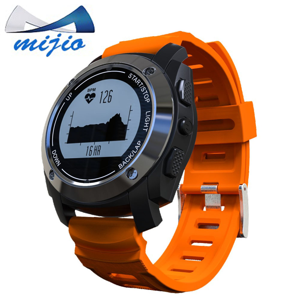 S928 Bluetooth Smartwatch Heart Rate Monitor Wristband