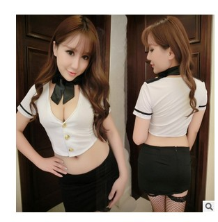 Hot COSPLAY student uniforms Sexy lingerie women costumes font b Sex b font Products toy Sexy