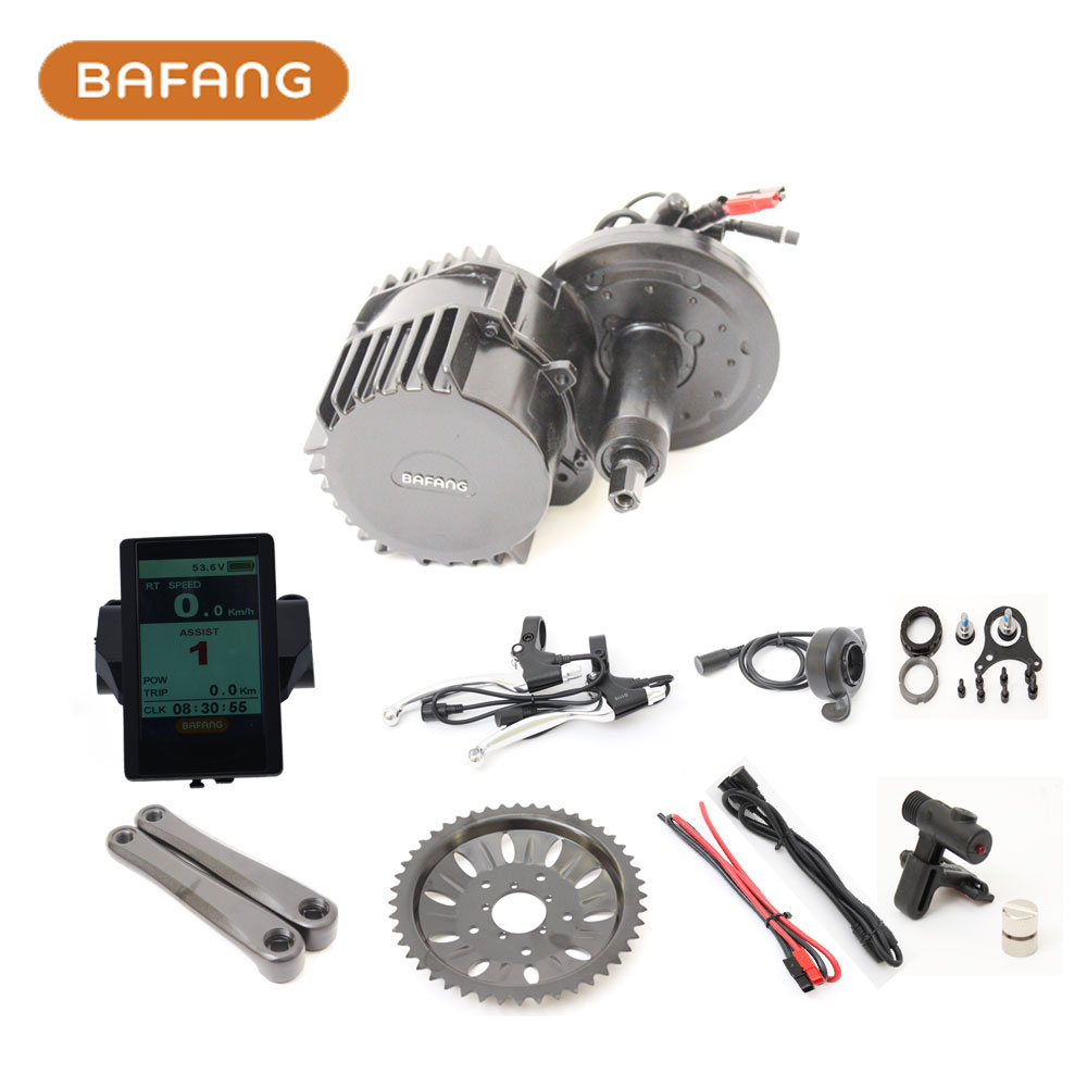 bafang bbshd 48v 1000w ebike electric bicycle motor 8fun mid drive electric bike conversion kit. Black Bedroom Furniture Sets. Home Design Ideas