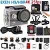Action Camera 100 Original Eken H9R H9 4K WiFi Action Sport Camera Helmet Video Cam Underwater
