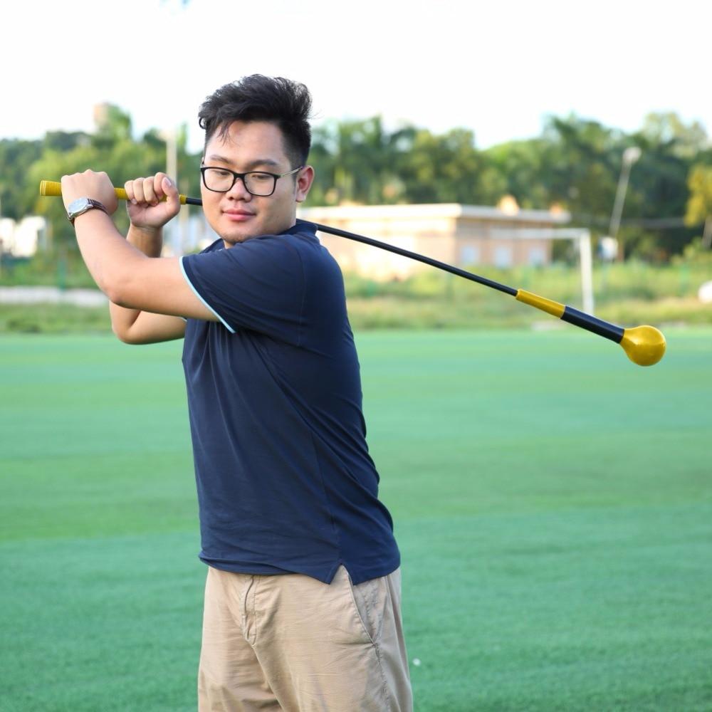 Golf Training Aids Practical Metal Golf Swing Trainer Beginner Gesture Alignment Correction Aid Golf Accessories
