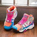 New Kids Basketball Shoes for Boy Girls Colorful Sneakers Children Outdoor Running Shoes Sports Teenagers Chaussure Basket
