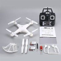 SH5H 2.4g RC Drone With Headless Mode Draw to Fly Gravity Sense Maintaining Altitude Return Key RC Quadcopter Model VS Syma X5