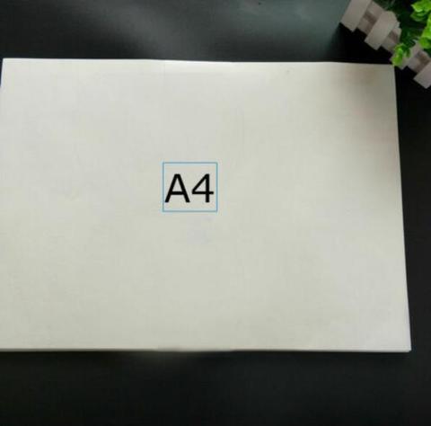 100 pc a4 a3 shuen meio maduro maduro arroz xuan caligrafia pintura de papel da