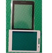 SZWESTTOP оригинальный объектив для Philips E570 телефона черный стекло Xenium CTE570 ЖК дисплей мобильного Бесплатная клей