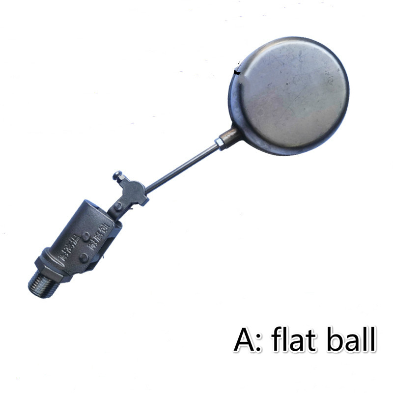 Floating <font><b>Ball</b></font> <font><b>Valve</b></font> stainless steel DN15 <font><b>1/2</b></font> Water Tank Float <font><b>Valve</b></font> <font><b>ball</b></font> float <font><b>valve</b></font> flat <font><b>ball</b></font> Round <font><b>ball</b></font> image