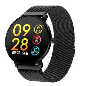 Image 4 - K9 Pro Sport Bluetooth 1,3 Zoll Full Touch Bildschirm Smart Uhr Fitness Tracker Männer IP68 Wasserdichte Frauen Smartwatch PK P68 p70