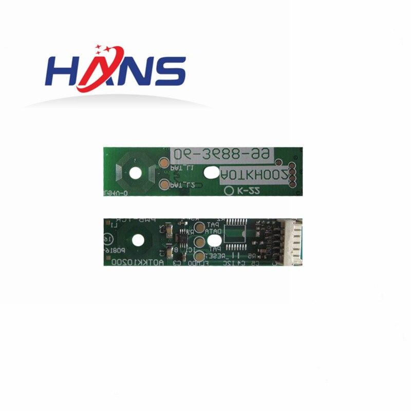 3/ensemble de 12 pièces. DV311 DV512 développeur puce pour Konica Minolta Bizhub C220 C280 C360 C224 C284 C364 C454 C554 réinitialiser la puce