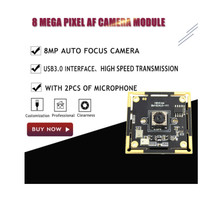 купить USB Camera Module Micro usb3.0 Sensor IMX179 auto focus camera module 8MP по цене 3061.17 рублей