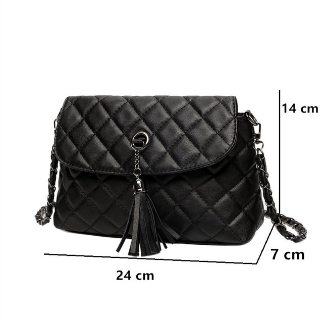 Black Casual Bag