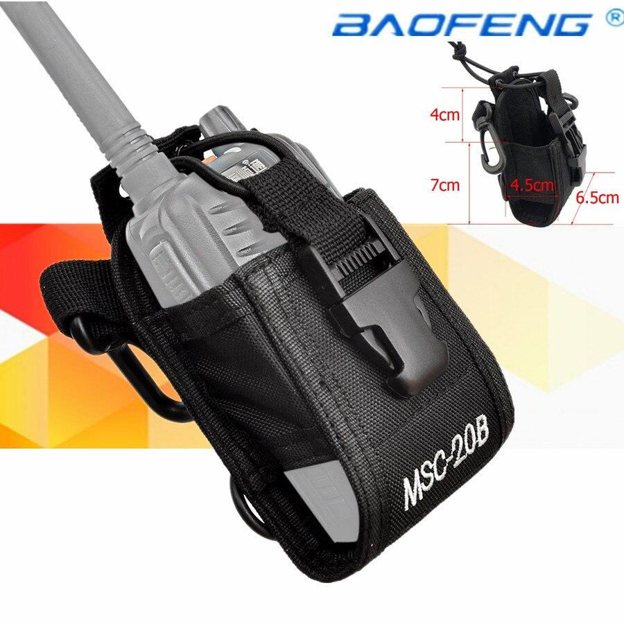 bilder für Fall für baofeng zwei-wege tragbares radio walkie talkie vhf uhf kenwood uv-5r uv-5r ergänzung uv bv uv-82 für motorola ht750 neue