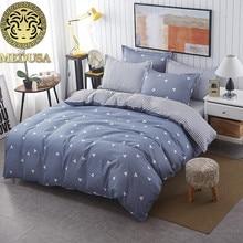 Medusa Triángulos Nórdico lecho king queen individual doble juego de ropa de cama