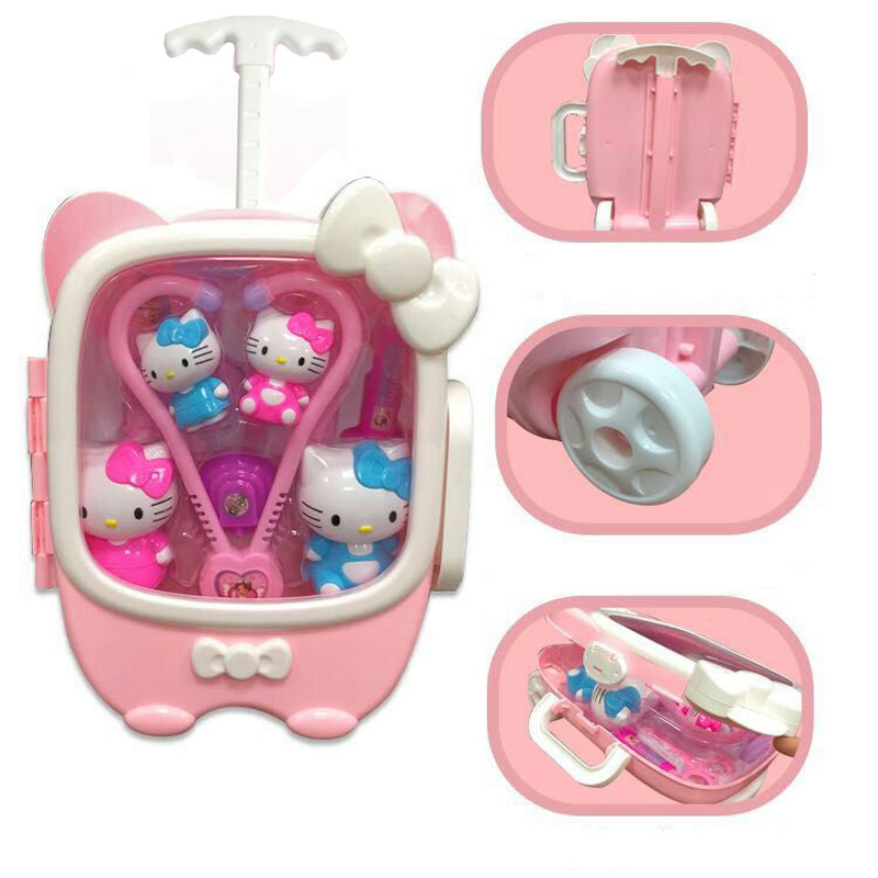 Kids Toys Doctor Set Toys Hello Kitty Ch