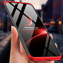 For Nokia X6 X 6 Case 360 Degree Full Body Cover Hybrid Shockproof With Tempered Glass Film for