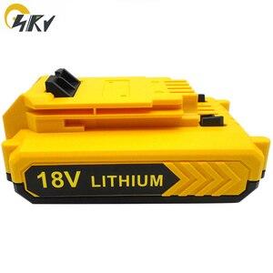 Image 1 - Bateria de ferramenta de alimentação de íon de lítio, 18v fmc687l pcc680l pcc685l lbx20 lbxr20 para stanley pai max Fmc687l Xj