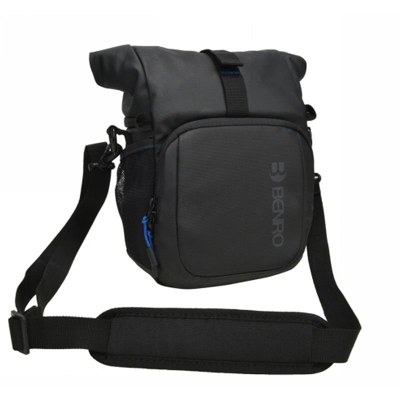 Benro S10 Portable Camera Bag Black Soft Shoulder Bag Professional Photography Carry Bag Messenger Bags For Digital Camera Lens benro pu 60 black