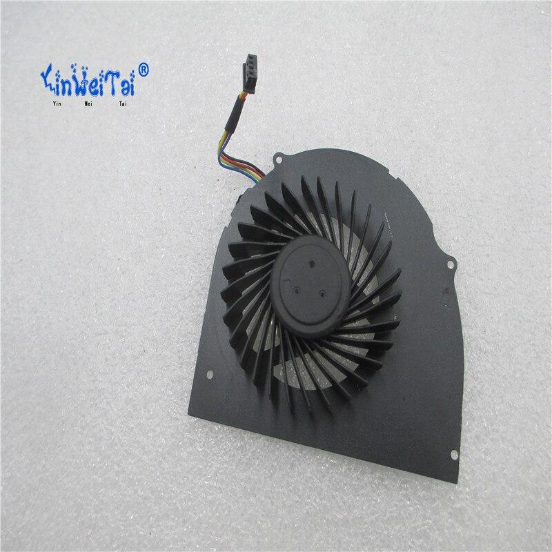 5 шт. оригинальный новый вентилятор охлаждения процессора для Dell Latitude E6540 Precision M2800 072XRJ MG60120V1-C280-S9A