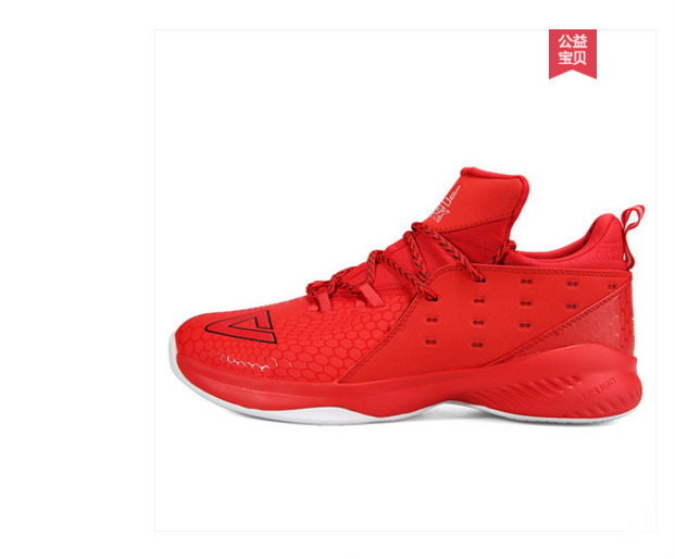 Peak basketball shoes men's shoes 2018 summer new low help students lightweight breathable black wear sports shoes new help in basketball shoes hip hop sports running shoes