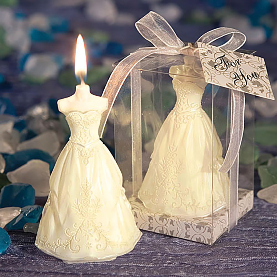 Creative Wedding Candle Favors Holder Gift Craft Bougies
