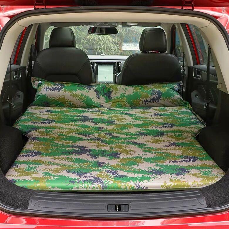Надувной матрас для автомобиля SUV, кровать для кемпинга, надувной матрас для автомобиля, влагостойкая Подушка, надувной матрас для путешест... - 4