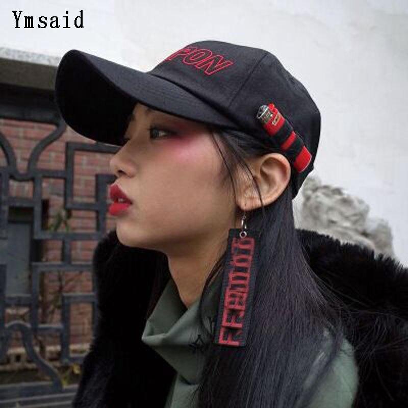 2019 Baseball Kappe Männer Hip-hop Philopon Caps Sommer Marke Hüte Für Frauen Brief Stickerei Einfarbig Freizeit Kappe