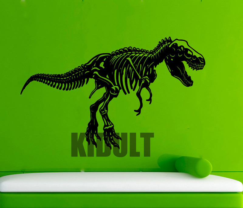 Dinosaur Wall Sticker Dinosaur Vinyl Decal Dinosaurs Murals Wall