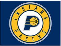 Indiana Pacers flag 3ftx5ft 100D Polyester Flag metal Grommets 90x150cm