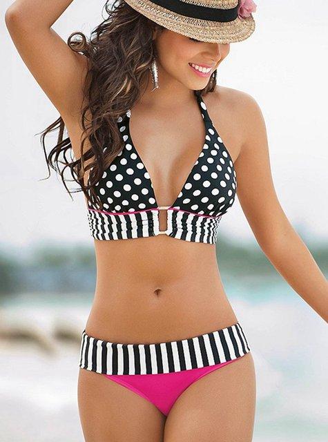 Bikinis Push up Padded Bikini Set