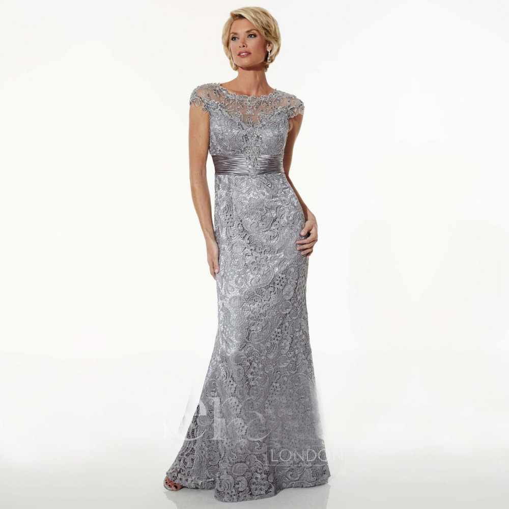 Popular Women Silver Formal Dresses-Buy Cheap Women Silver Formal ...