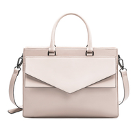 Fashion Korea Style Women Laptop Shoulder Messenger Bag Notebook Handbag Case For Macbook Lenovo Dell HP Asus Laptop Bag Girls