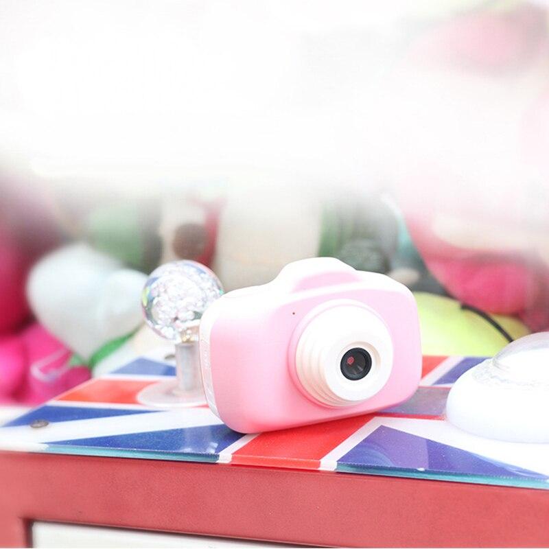 2.3 pouces 1080 P Mini appareil photo numérique pour enfants bébé mignon dessin animé multifonction jouet appareil photo enfants anniversaire meilleur cadeau - 3