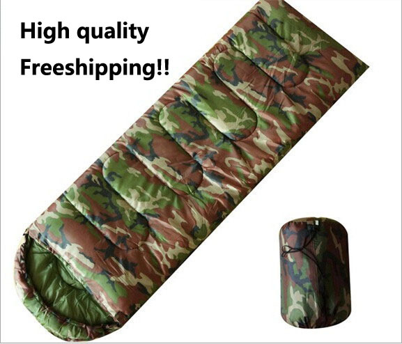 Audacious 2018 Cheap Breathable Military Envelope Adult Sleeping Bag For Spring Summer Autumn Outdoor Camping Hiking Travelling 4 Colors